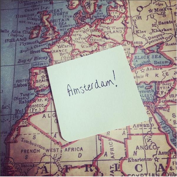 map- amsterdam